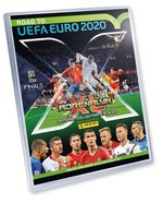 Road to UEFA Euro Adrenalyn XL Album Kolekcjonera – gra