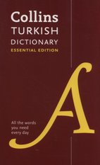 Collins Turkish Essential Dictionary – książka