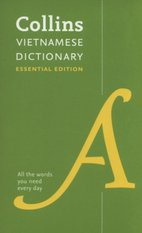 Collins Vietnamese Essential Dictionary – książka