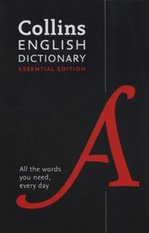 Collins English Essential Dictionary – książka