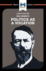 Max Weber's Politics as a Vocation – książka
