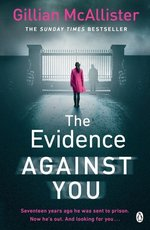 The Evidence Against You – książka