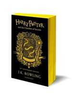 Harry Potter and the Chamber of Secrets Hufflepuff Edition – książka