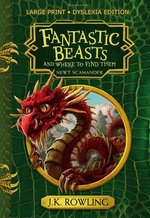 Fantastic Beasts and Where to Find Them – książka