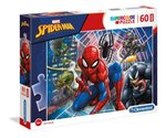 Puzzle 60 Maxi SuperColor Spider-Man – gra