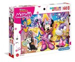 Puzzle 60 Maxi SuperColor  Minnie Happy Helpers – gra