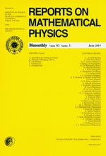 Reports on Mathematical Physics 83/3/2019 – książka