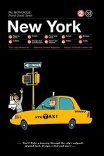 New York The Monocle Travel Guide Series – książka