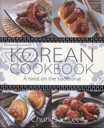 Korean Cookbook A twist on the traditional – książka