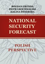 National security forecast Polish perspective – książka