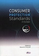 Consumer Protection Standards in Europe – książka