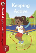 Keeping Active Read it yourself with Ladybird Level 1 – książka