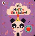 Baby Touch Happy Birthday! – książka