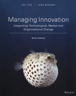 Managing Innovation – książka