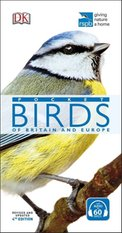 RSPB Pocket Birds of Britain and Europe – książka
