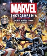 Marvel Encyclopedia New Editio – książka