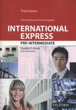 International Express 3E Pre-Intermediate Student's Book with Pocket Book – książka