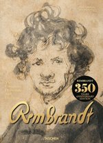 sztuka : Rembrandt. The Complete Drawings and Etchings – książka
