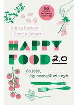 Happy Food 2.0 – książka