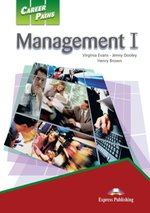 Career Paths Management 1 Student's Book + DigiBook – książka