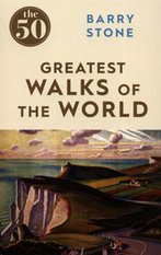 The 50 Greatest Walks of the World – książka
