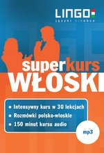 Włoski. Superkurs – audio kurs