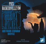 Pies Baskerville'ów – audiobook