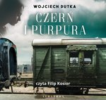 Czerń i purpura – audiobook