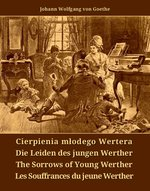 Cierpienia młodego Wertera - Die Leiden des jungen Werther - The Sorrows of Young Werther - Les Souffrances du jeune Werther – ebook