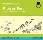 PIOTRUŚ PAN – audiobook