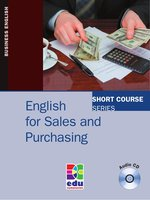 English for Sales and Purchasing – ebook