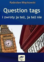 Question tags i zwroty ja też, ja też nie – ebook