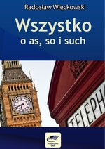 Wszystko o as, so i such – ebook
