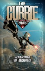 Hayden War. Tom 3. Walkiria w ogniu – ebook