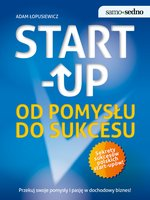 Samo Sedno - Start-up. Od pomysłu do sukcesu – ebook