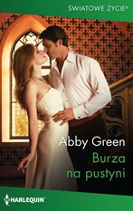 Burza na pustyni – ebook