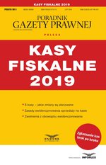 Kasy fiskalne 2019 – ebook