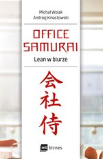 Office Samurai: Lean w biurze – ebook