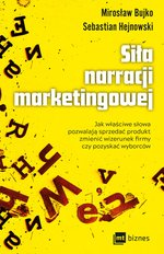 Siła narracji marketingowej – ebook