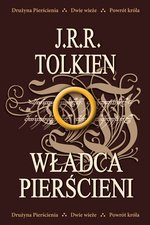 Władca Pierścieni. Tom I-III – ebook