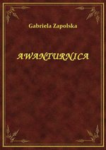 Awanturnica – ebook