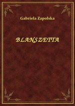 Blanszetta – ebook