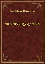 Bohaterski Miś – ebook