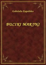 Buciki Maryni – ebook