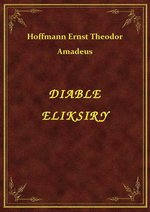 Diable Eliksiry – ebook