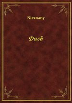 Duch – ebook