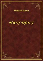 Mały Eyolf – ebook
