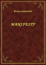 Manifesty – ebook