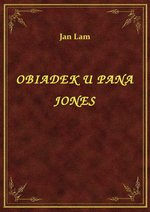 Obiadek U Pana Jones – ebook