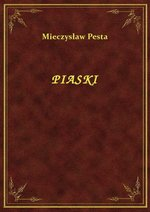 Piaski – ebook